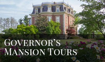 Tour the Governor's Mansion