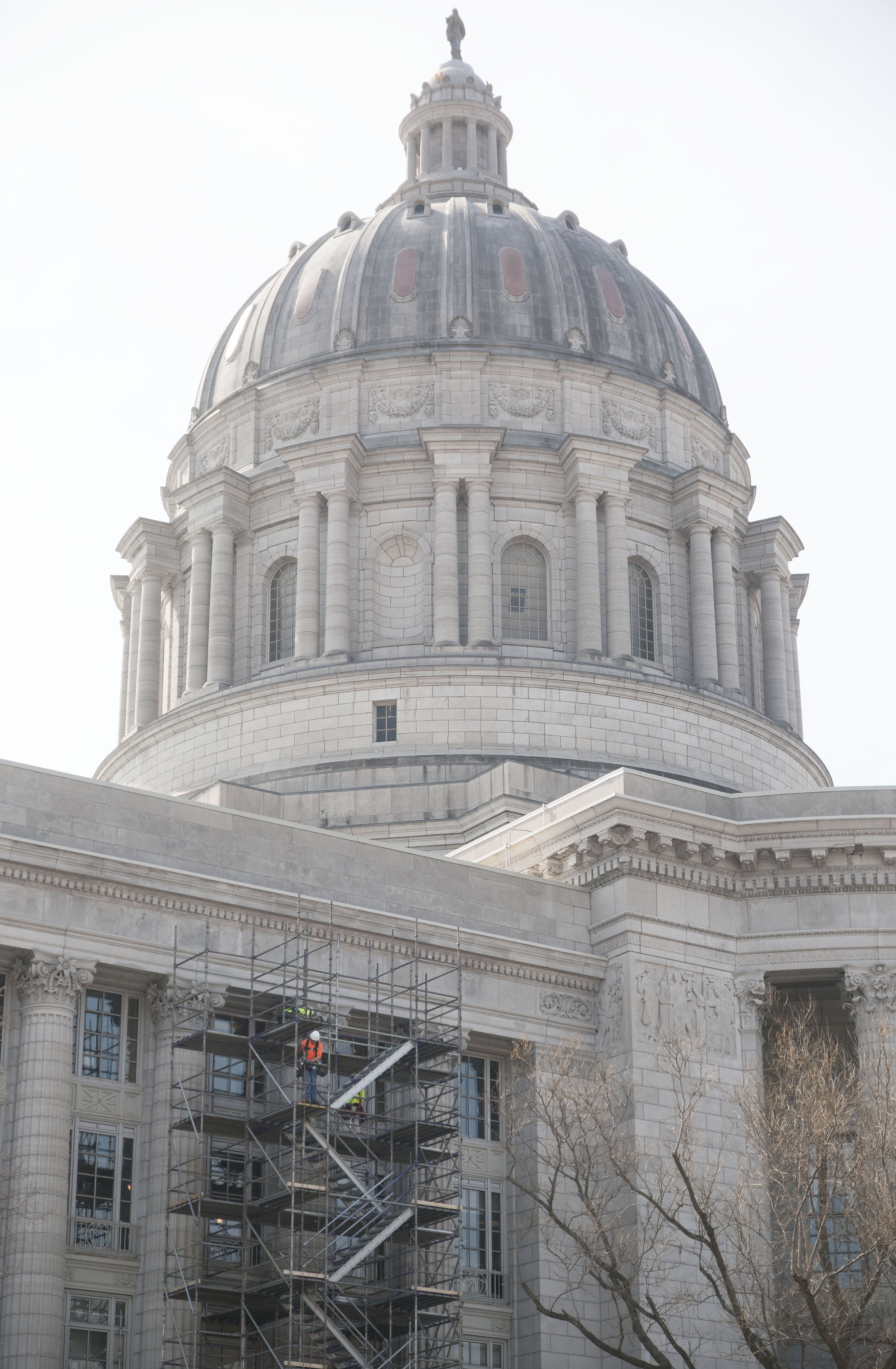Capitol Construction Progress
