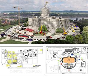 Capitol Construction Project Images
