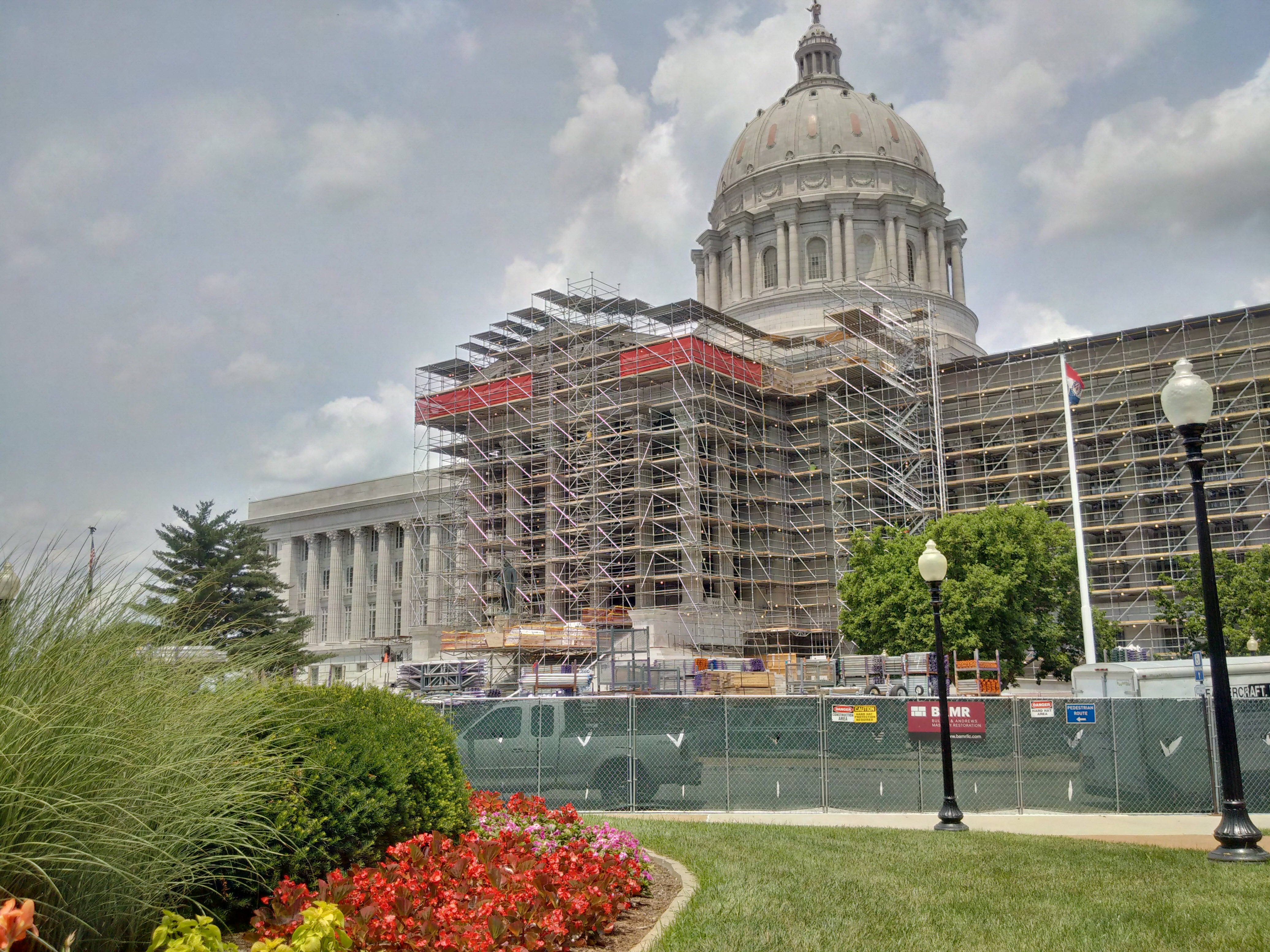 Capitol Construction June 2018